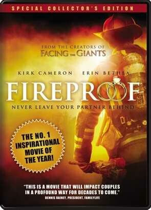 Fireproof Movie on DVD