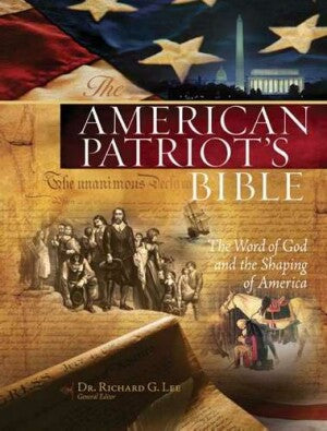 NKJV American Patriots Bible-HC (May 2009)