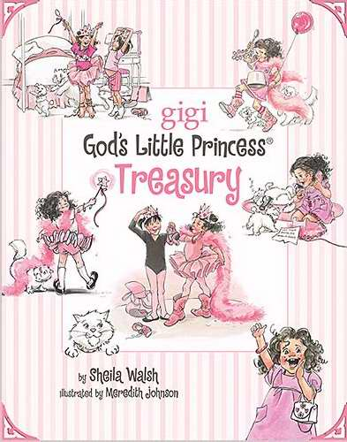 Gigi: God's Little Princess Treasury