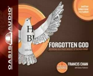 Forgotten God Audiobook (Unabrdg) (3 CD)