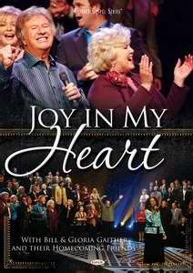 DVD-Homecoming: Joy In My Heart