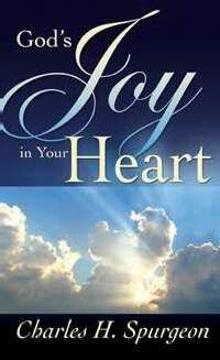 Gods Joy In Your Heart (Oct 09)