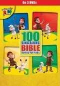 100 SingAlong Bible Songs For Kids (3 DVD) DVD