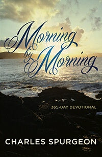 Morning By Morning 365 DAY DEVOTIONAL