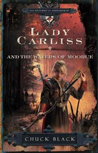 Lady Carliss/Water Moorue(Knight Of Arrethtrae V4)