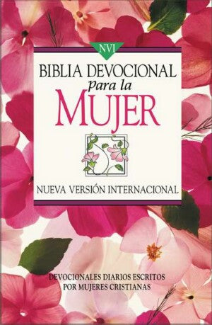 NIV Womens Devotional Bible-Sc-Spanish