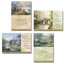 Bday-Thomas Kinkade Boxed Cards