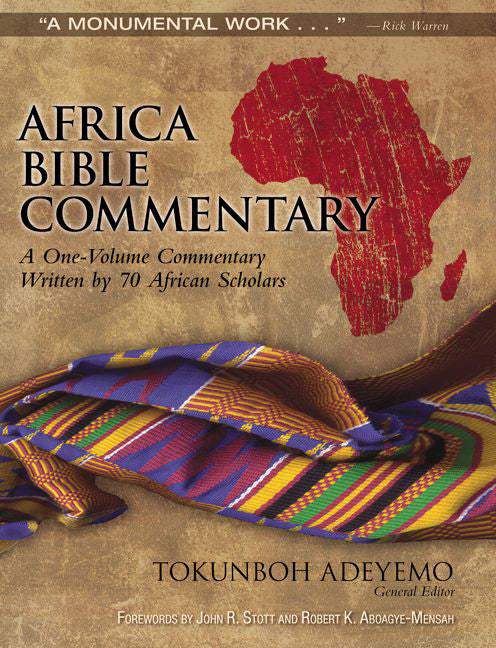 African Bible Commentary (Updated)