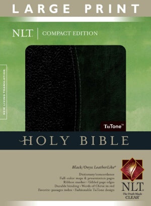 NLT2 Compact Edition Large Prt Blk/Onyx TuTone Indexed