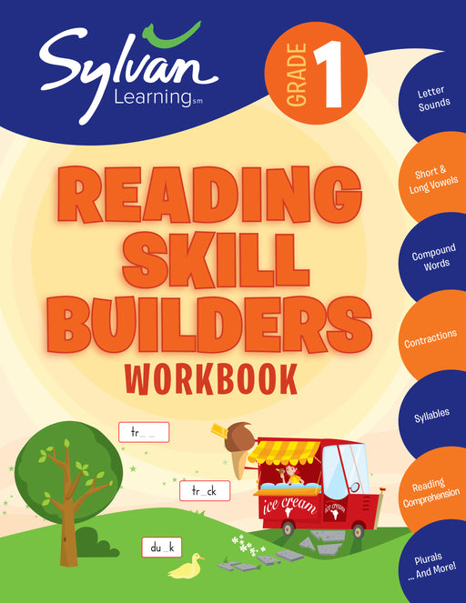 Sylvan Workbook-Reading Skill Builders (Grade 1)