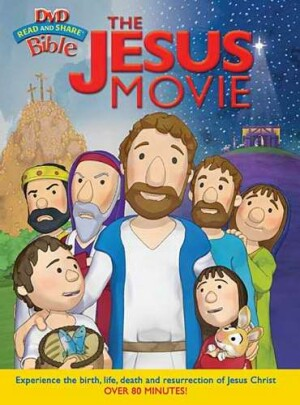 Read And Share: Jesus Movie DVD