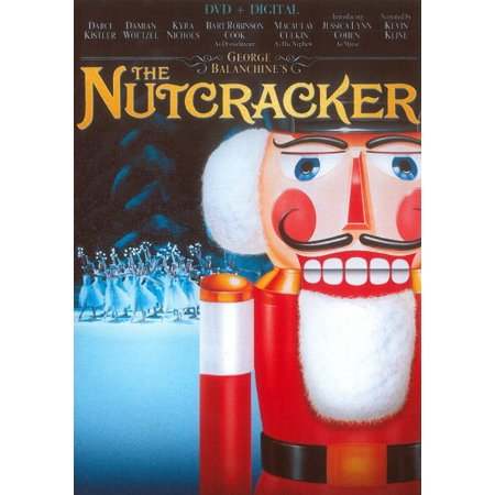 Nutcracker /Dc) Christmas DVD