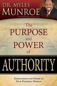 Purpose And Power Of Authority (Jan 2011)
