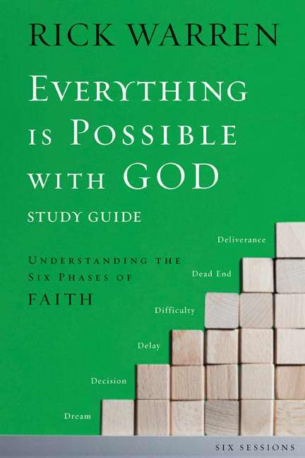 Everything Is Possible Study Guide