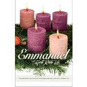 Advent-Emmanuel (Wk 5) Bulletin