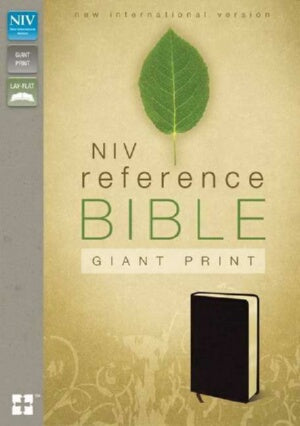 NIV*Giant Prt Reference-Brg Bond (Mar)