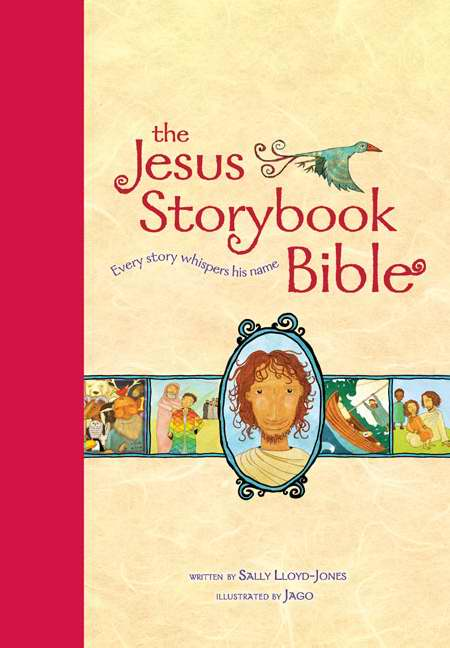 Jesus Storybook Bible-Large Trim