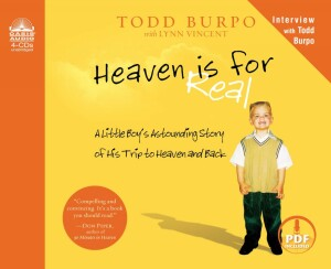 Heaven Is For Real (Unabrdg) (4 CD)    Audiobook