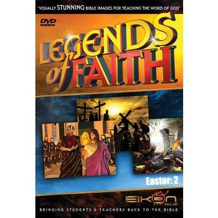 DVD-Legends Of Faith V 7: Easter 2