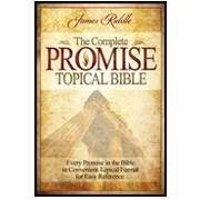 Complete Promise Topical Bible (Jul)