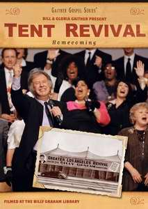 DVD-Homecoming: Tent Revival Homecoming