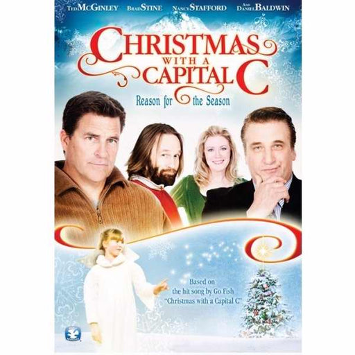 DVD-Christmas With A Capital C (Blu-Ray)