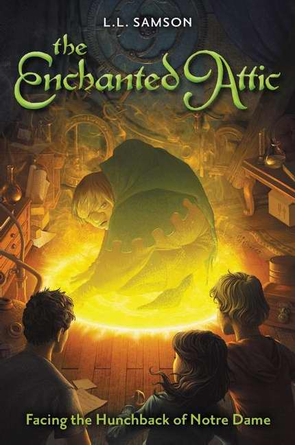 Facing The Hunchback/Notre Dame (Enchanted Attic)