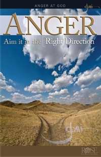 Anger: Aim It In Right Direction Pamphlet (Pack Of 5) (Jun 2019) (Pkg-5)