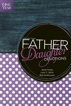 One Year Father-Daughter Devotions (Oct)