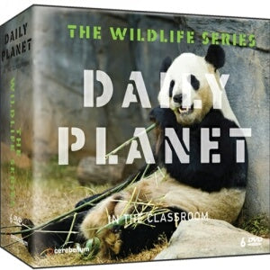 Daily Planet in the Classroom: Wildlife Super Pack