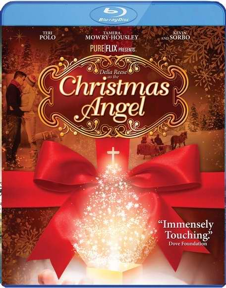DVD-Christmas Angel (Blu-Ray)