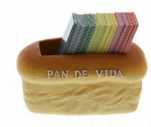 Promise Box-Bread Of Life-Spanish