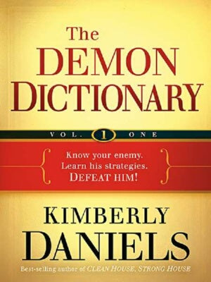 Demon Dictionary