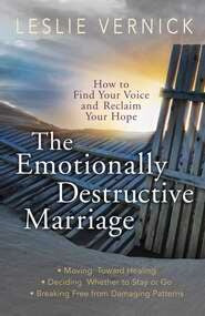 Emotionally Destructive Marriage