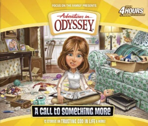 Adventures In Odyssey V57: Call To Something CD