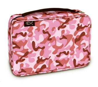 Bi Cover-Basic-MED/LRG-Bubblegum Camo
