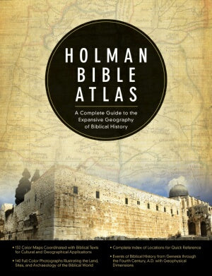 Holman Bible Atlas (Repack)