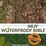 NKJV Waterproof Bible-Camouflage