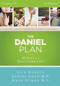 Daniel Plan Study Guide w/DVD Curriculum Kit