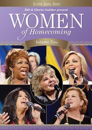 DVD-Homecoming/Women Of Homecoming V2
