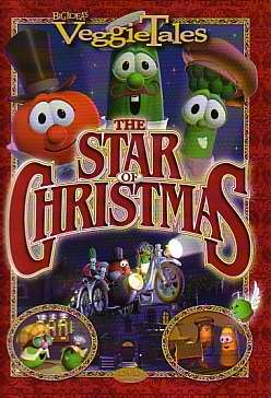 DVD-Veggie Tales: Star Of Christmas