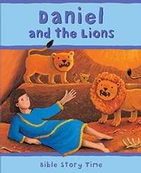 Daniel And The Lions (Bible Story Time)