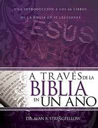 Through The Bible In One Year-Spanish