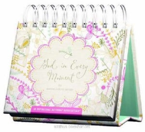 God In Every Moment (Day Brightener) Calendar