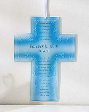 "Cross-Forever In Our Hearts/Bereavement (7.5"")"
