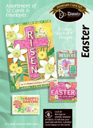 Easter Boxed Cards