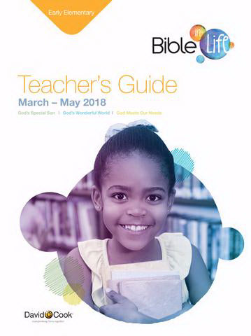 Bible-In-Life Spring 2019: Early Elementary Teacher's Guide (#1020)