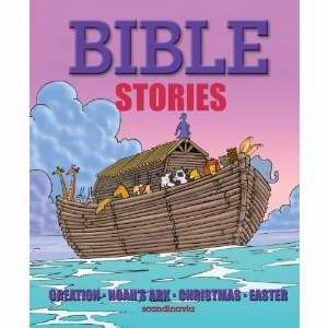 Bible Stories (My First Bible Series)