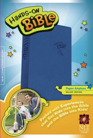 NLTs Hands-On Bible (Updated Edition)-Blue Paper A