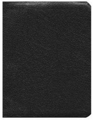KJV Dake Annotated Reference Bible-Blk Bond